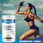 Collagene con Magnesio e Vitamina C - 160 Compresse