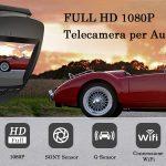 Telecamera per Auto WiFi SONY