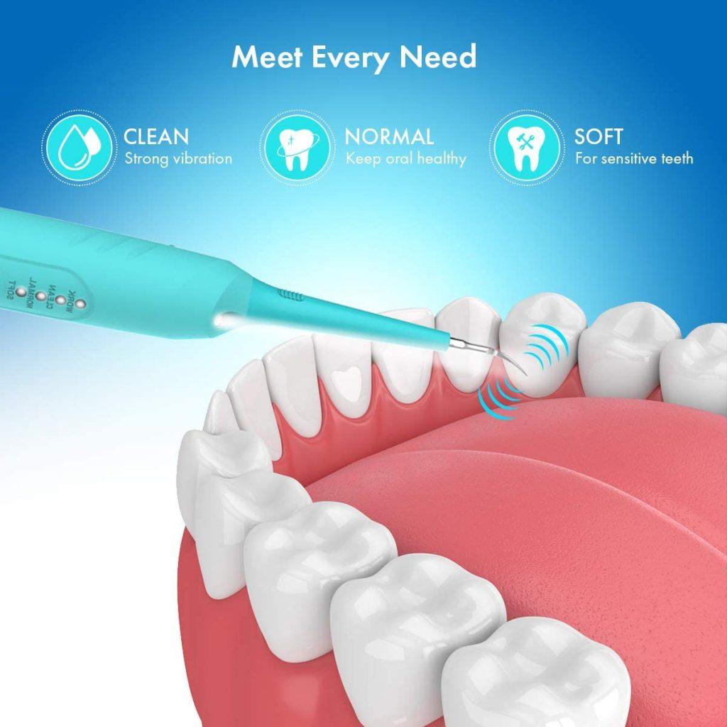 kit Pulizia Denti Lingua