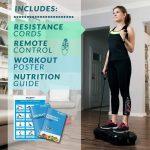 Bluefin Fitness Pedana Vibrante Ultra Slim
