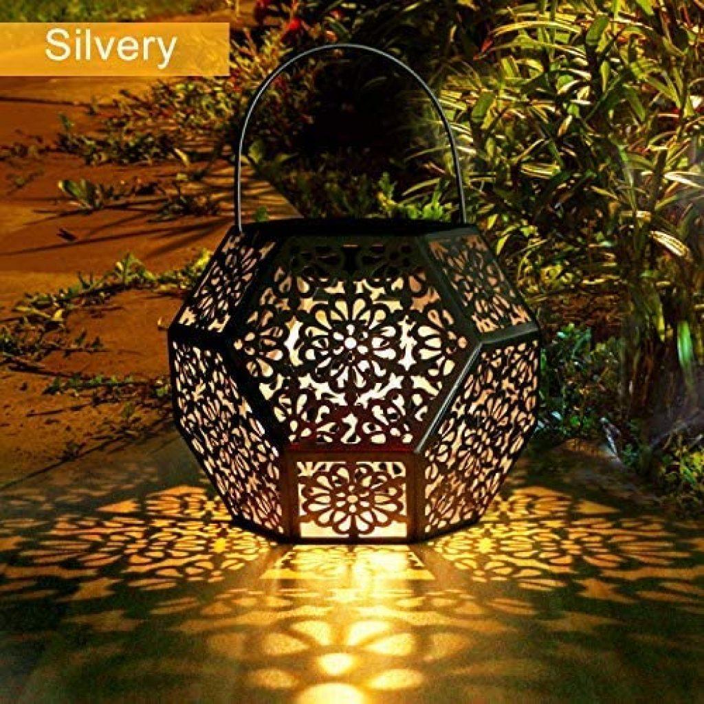 Lanterna Solare da Giardino