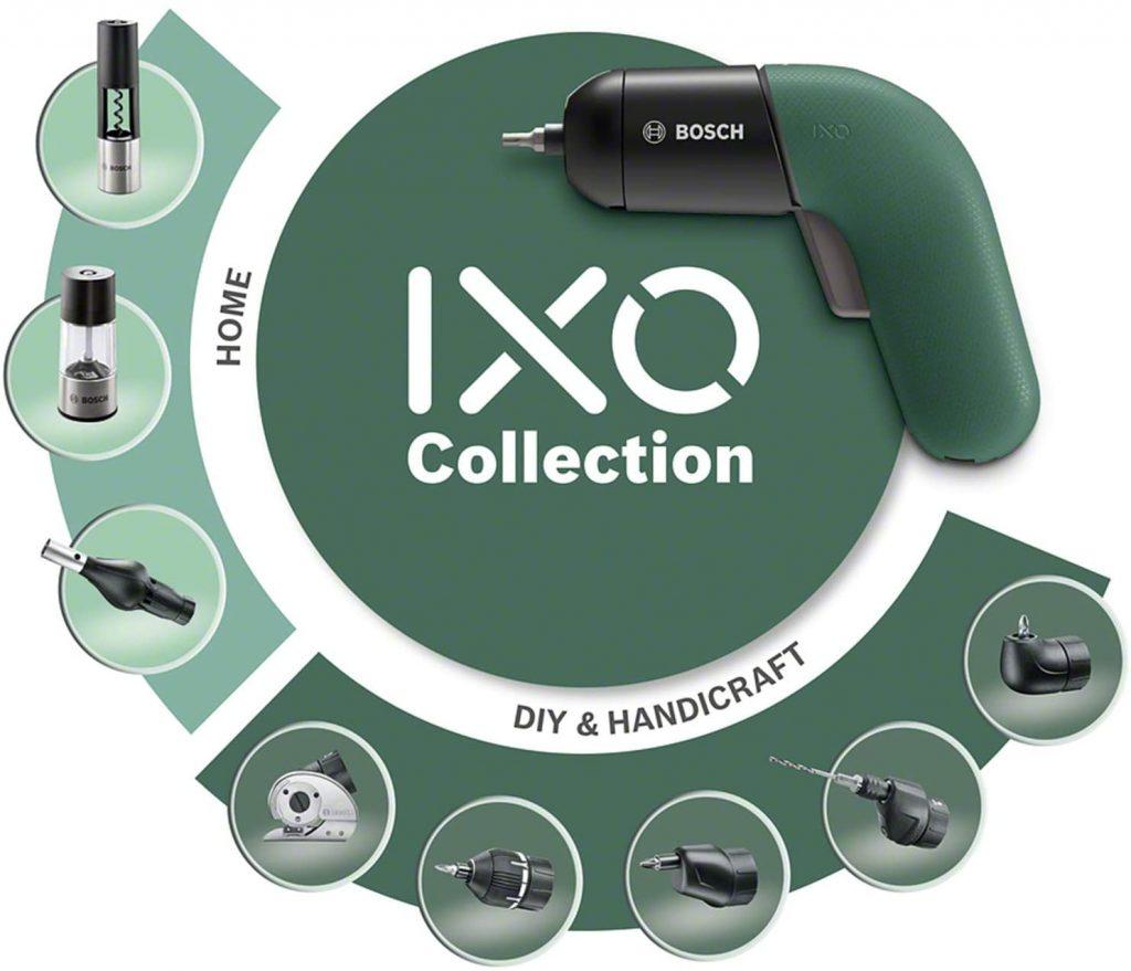 Bosch Avvitatore Elettrico IXO - Ricaricabile USB