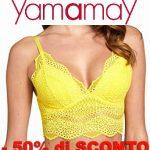 Fino al 50% di sconto su Yamamay