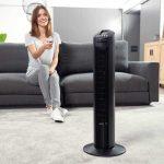 BLACK+DECKER Ventilatore a Torre con Telecomando