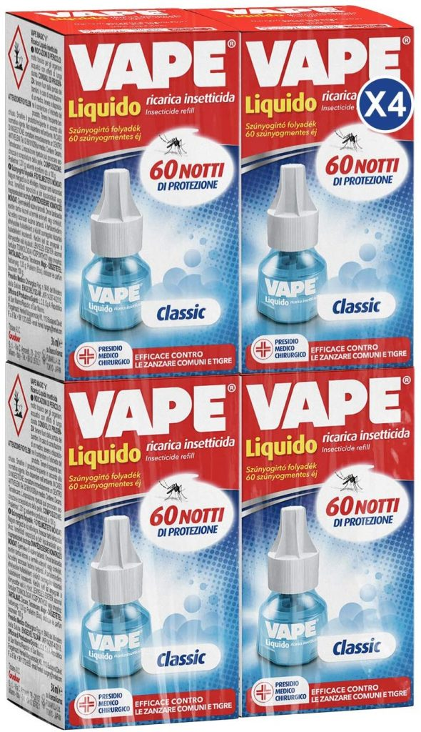 Vape Specialist - Ricarica Liquida 4 pz
