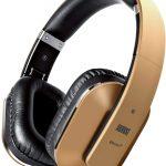 Cuffie Bluetooth 4.2 Wireless Stereo - Oro