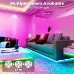 Striscia LED RGB Multicolore - 12mt (3x4mt)