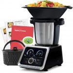Robot da Cucina Tasty con Ricettario 200 Ricette e Accessori