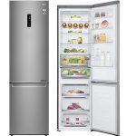 LG Frigorifero Smart Combinato Total No Frost - Classe A+++ -10%