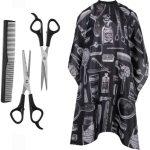 Kit professionale per taglio capelli - 4 pezzi