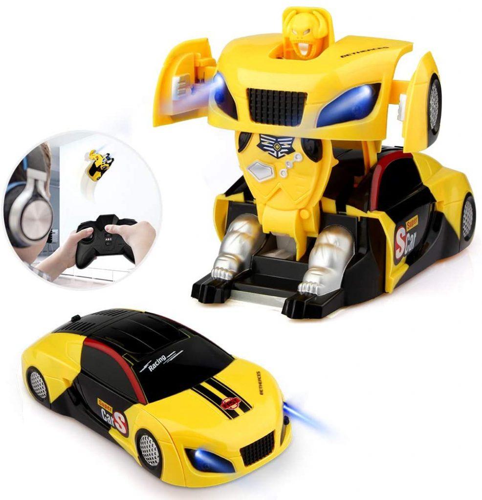 Macchina Telecomandata - Trasformabile Robot