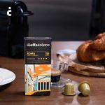 100 Capsule compatibili Nespresso - Miscela Roma Intensità 10
