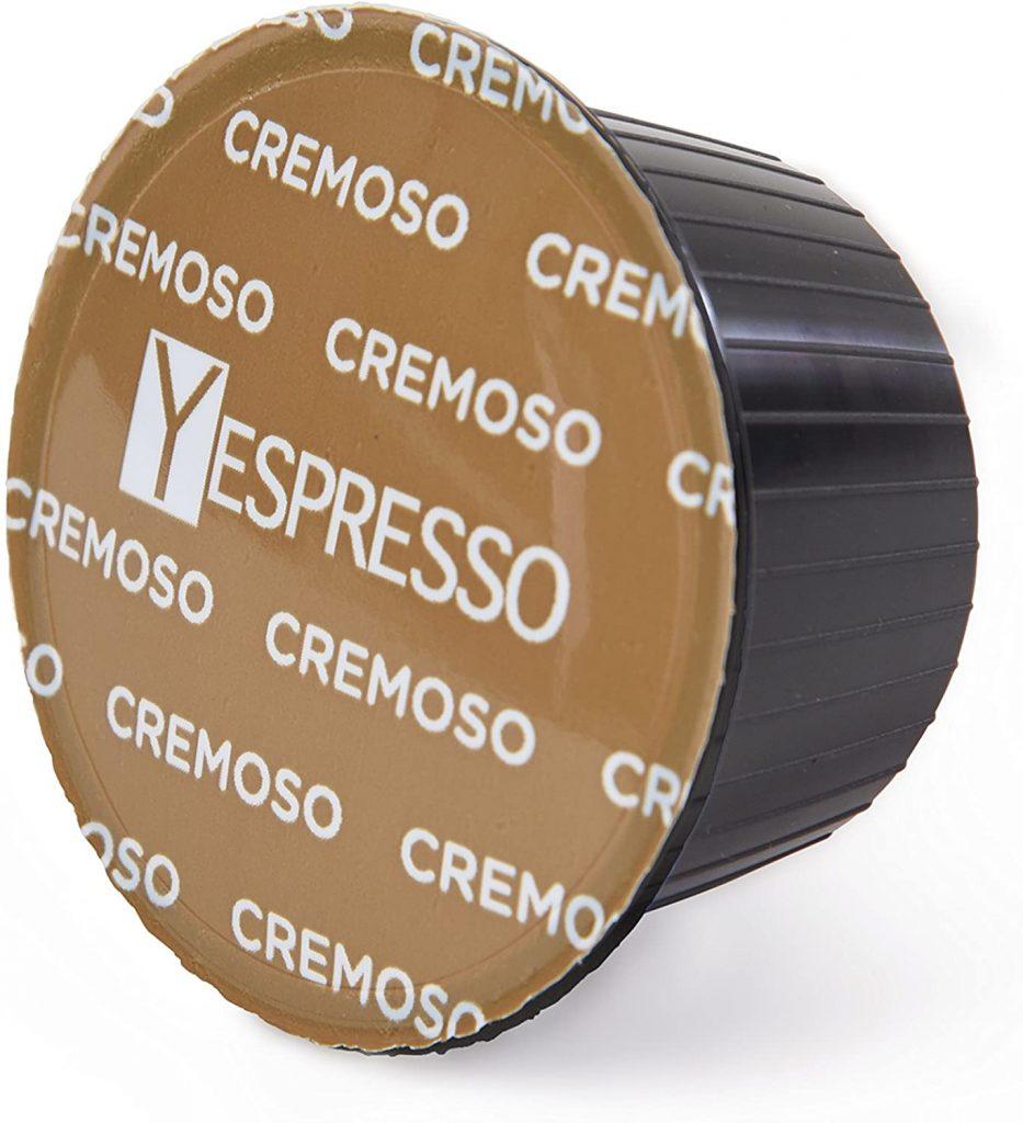 Yespresso 160 Cap Compatibili Dolce Gusto® - miscela Napoli