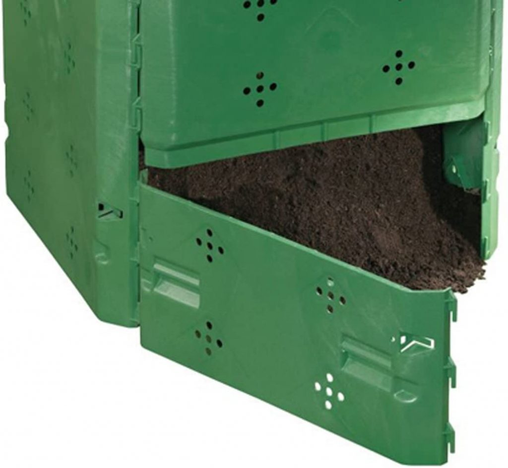 Dehner Termica – Compostiera 420 Litri