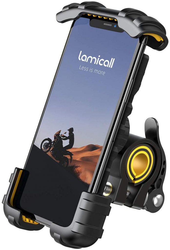 Lamicall Supporto Telefono per Bicicletta