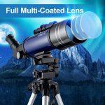 Telescopio Astronomico Kit Completo Pro