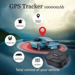 Localizzatore GPS con Geo-Fence Alarm Tracciatore di Posizione