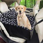 Seggiolino Auto per Cani Gatti Pieghevole