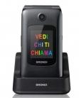 📱Brondi Amico Grande 2 LCD – Cellulare con doppio display