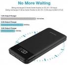 Powerbank 10400mAh USB C