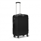 R Roncato FLIGHT – Trolley Medio in ABS 100% Nero