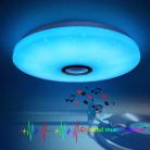 Plafoniera con Telecomando e Altoparlante Bluetooth