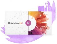 MyHeritage DNA – Kit per il test del DNA