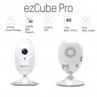👁EZVIZ ezCube Pro WLAN Telecamera di Sicurezza