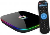 Q Plus Android 9.0 TV Box