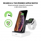 Dock di Ricarica per iPhone e Apple Watch