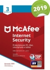 McAfee Internet Security 2019 – 3 Dispositivi