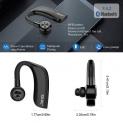 🎧 Auricolari Wireless Sport con Microfono