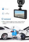 Telecamera per Auto 1080P Full HD