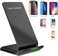 Fast Wireless Charger con Quick Adapter