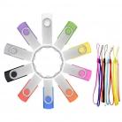 💾Chiavetta USB 4GB – 10 pezzi Multicolor
