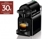 Macchina caffè Nespresso Inissia – Nero