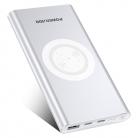 Powerbank Wireless Poweradd 10000mAh