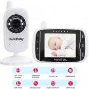 👶HelloBaby  Baby Monitor Wireless Video 3.2