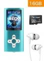 🎼Lettore MP3 con Cuffie – Blu