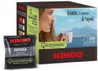 Kimbo Cialde Compostabili Intenso – 100 Cialde
