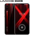 Smartphone UMIDIGI X 6.35″ – Fiamma Nero