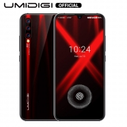 UMIDIGI X Smartphone 6.35″ – Nero Fiamma
