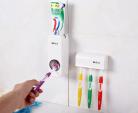 Dispenser di dentifricio e Porta spazzolini