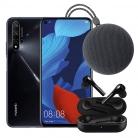 Nuovo Huawei Nova 5T (Black) + Speaker + Cuffie