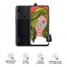 Huawei P Smart Z (Black) Smartphone + MicroSD 16GB