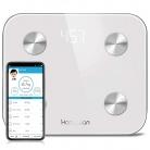 🎛 Bilancia Pesapersone Digitale Bluetooth