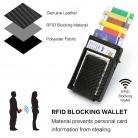 💸Porta Carte di Credito Uomo con Protezione RFID