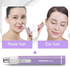 Regolatore elettrico peli di orecchie e naso (mini)