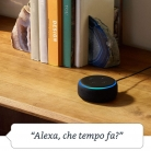 Echo Dot (3ª gen.) – Altoparlante intelligente Alexa Antracite