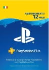 PlayStation Plus Abbonamento 12 Mesi